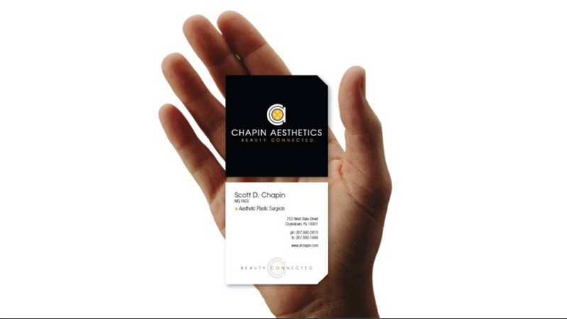 Chapin Business Cards